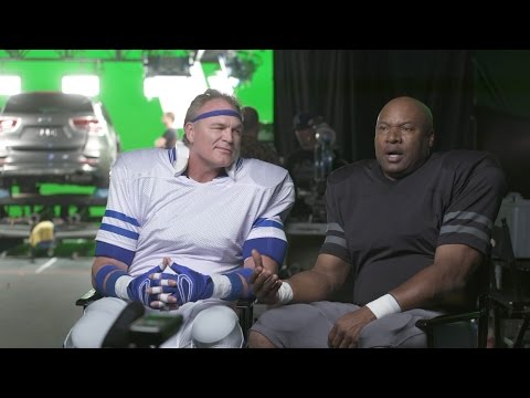 Tecmo Bros with Bo Jackson & Brian Bosworth : Behind the Scenes