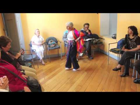 Ecuadorian Dancing Style