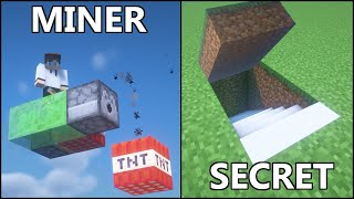Minecraft: 10 Simple Redstone Builds!
