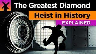 The $100 Million Belgian Diamond Heist Explained