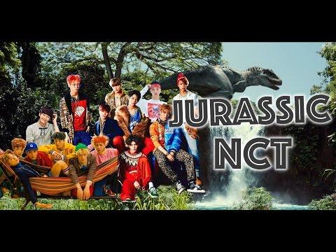 NCT ON CRACK #3 Jurassic Park Jisung
