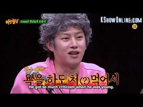 Kim Heechul & Super Junior in 50 years #Savage