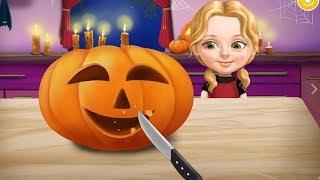 Game Trang Điểm Cho Trẻ Em – Trang Điểm Thành Ma Cà Rồng Trong Ngày Halloween