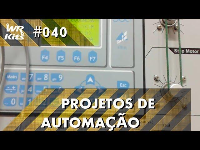 CONTROLE DE LIMPADOR DE PARA-BRISA COM CLP ALTUS DUO | Projetos de Automação #040