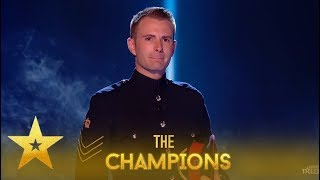 Richard Jones: Magician Brings BRITAIN To TEARS With This! WOW!😥 | Britain's Got Talent: Champions