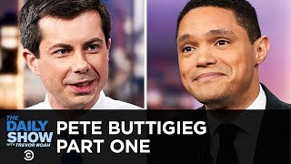 Pete Buttigieg - How Much Does White Male Privilege Decide Which Candidates Matter? | The Daily Show