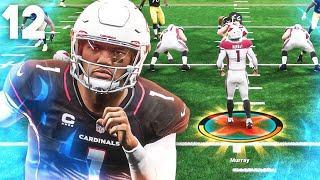 Facing the #1 offense in NFC Championship! Cardinals Franchise 12