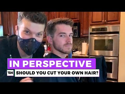 Should You Cut Your Hair in Lockdown? | In Perspective