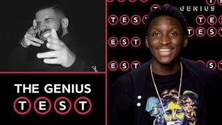 Victor Oladipo Takes The Drake Quiz | The Genius Test