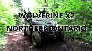 Wolverine X2 - Northern Ontario - First Look & Ride
