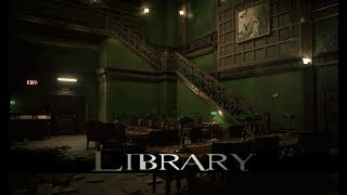 Resident Evil 2 - R.P.D. Library (1 Hour of Music)