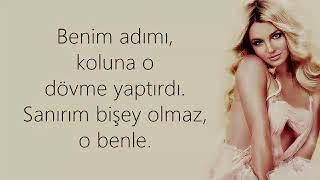 Criminal-Britney Spears / Turkish Version (Türkçe Versiyon) By Efe Burak