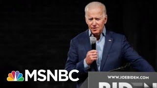 Is Trump Making A Mistake Taking On Biden Directly This Early In The Race? | The 11th Hour | MSNBC