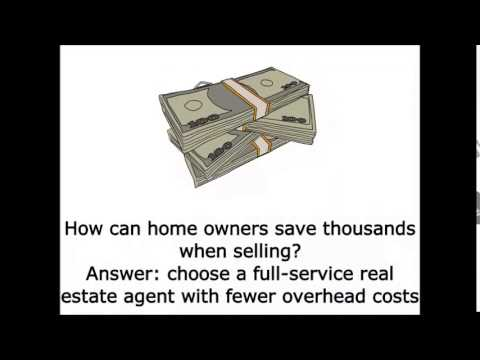 Don't Pay 6% Commission, Saving Home Sellers Thousands