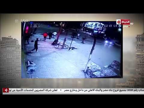 صبايا مع ريهام - ريهام سعيد تعرض حادثة مخيفة بسبب السرعة الزائدة