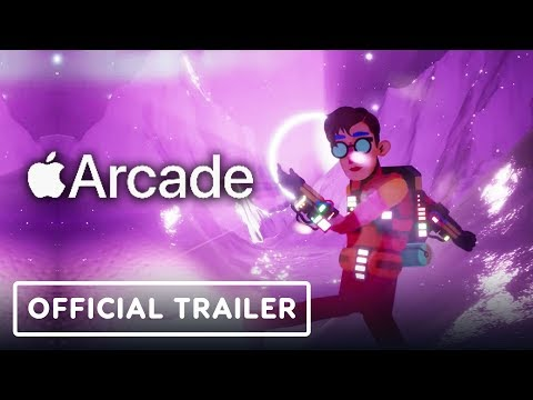 Apple Arcade Official Overview Trailer