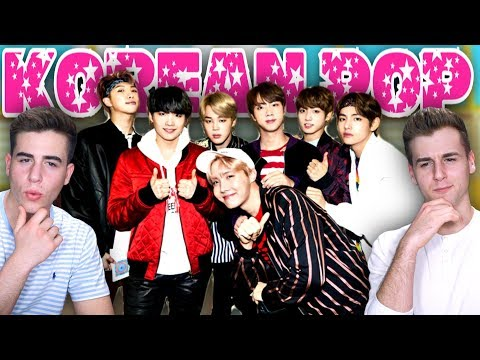 Reacting To K-Pop! (BTS)