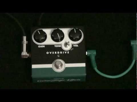 Jet City Amplification GuitarSlinger Overdrive Demo