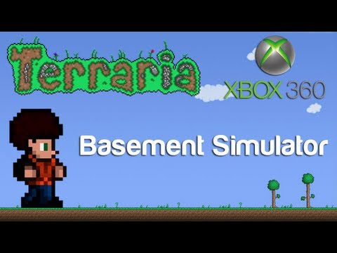 Terraria Xbox - Basement Simulator [31] - Smashpipe Games Video