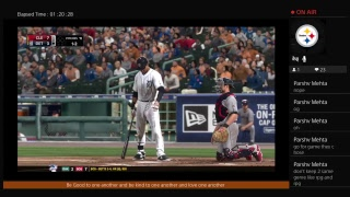 MLB 18 the show Game 43