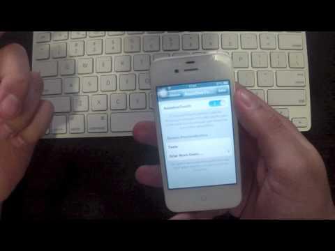 Solução para Botão Home Falhando iPhone / iPad / iPod