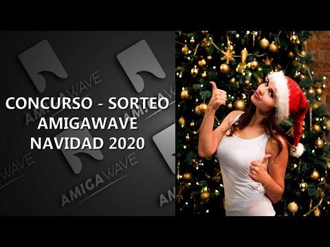 Bases del concurso de Navidad AmigaWave 2020