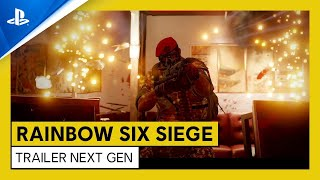 Tom clancy's rainbow six siege :  bande-annonce 5