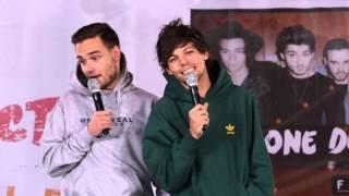 One Direction Orlando Q&A - Rides