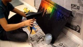 DIY: Crayon Melt