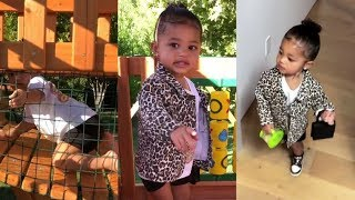 Kylie Jenner Got her baby Stormi Webster a new Play Set