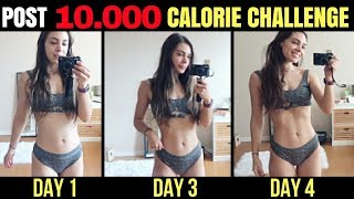 POST 10.000 CALORIE CHALLENGE | Physique Update + What Happened?