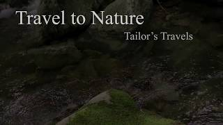 ASMR-Travel to Nature (7)- Relax & relieve stress -smooth & clear water