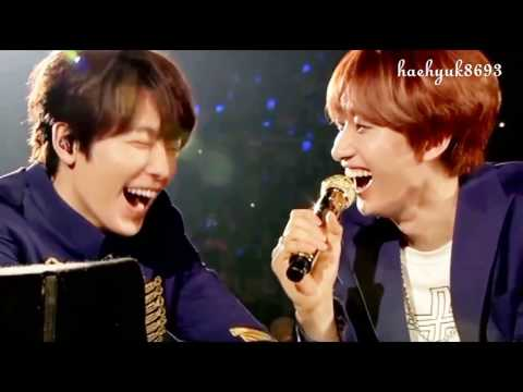 [Part 35] HaeHyuk/EunHae sweet moments - See you in my dreams