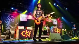 CKY - 96 Quite Bitter Beings (Live) Las Vegas Vans Warped Tour 2017
