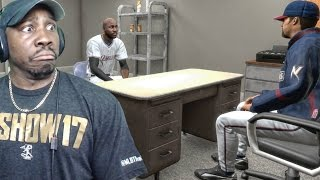 FORCED TO PLAY NEW POSITION! MLB The Show 17 Road to the Show Gameplay Ep. 9