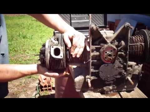 Baixar Motor Citroen 3CV M 28/1 - AK Furgoneta - Restauración 2/?