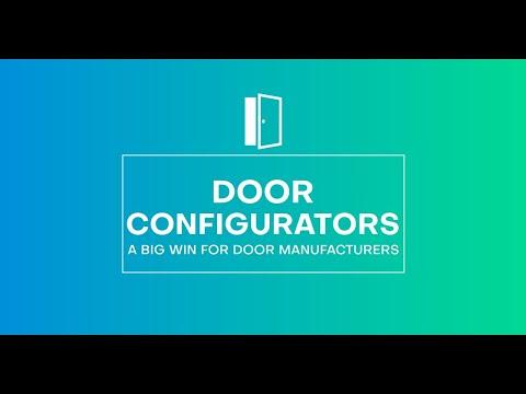 Door Configurators: A Big Win for Door Manufacturers