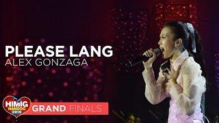 Please Lang - Alex Gonzaga feat. Toni Gonzaga | Himig Handog 2019 Grand Finals