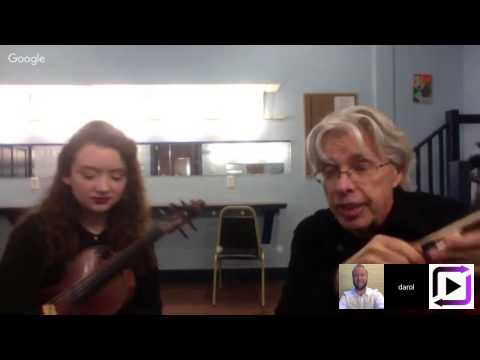 ArtistWorks Live: Talking Fiddle with Darol Anger & Kathleen Parks