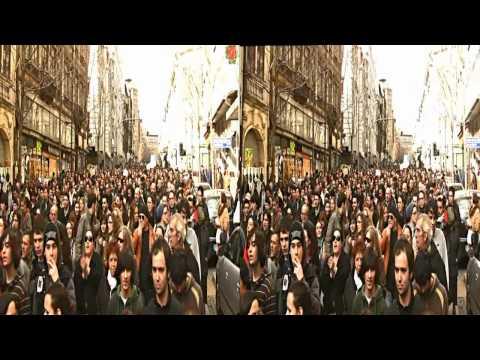 Manifestação Rua Sá da Bandeira.wmv