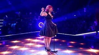 Melissa performs 'I Love Rock'N'Roll' - The Voice UK 2014: The Knockouts - BBC One