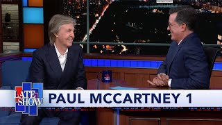 Paul McCartney Reacts to BTS Singing