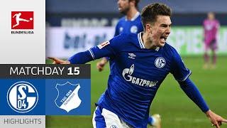 FC Schalke 04 - TSG Hoffenheim | 4-0 | Highlights | Matchday 15 – Bundesliga 2020/21