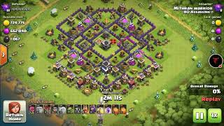 Best Th9 Statergy for Farming,War,Trophy Pushing!!  You need only this one statergy