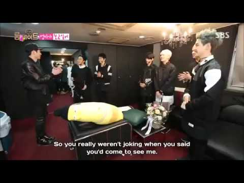 GOT 7 meet KANG JUN & GOOK JU