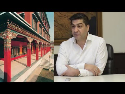 ArchiSpeak with  Mr. Dikshu C. Kukreja, Principal Architect, CP Kukreja Associates