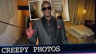 Check Out The Creepy Photos from R. Kelly's Chicago Music Studio