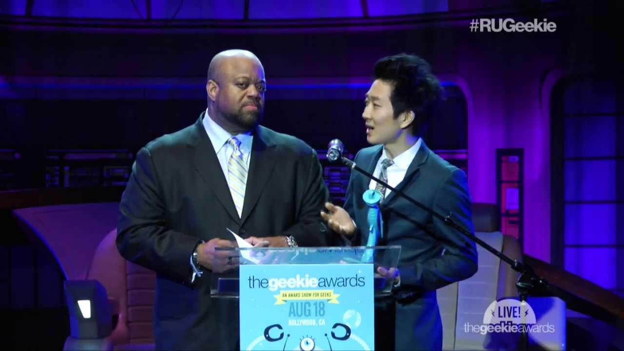 The Geekie Awards 2013: Takenoko Wins 'Best Toy or Game' with Mark Christopher Lawrence, Tim Jo