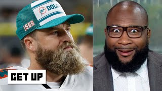 The Dolphins are really tanking! – Marcus Spears | Get Up