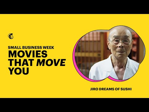 Jiro   Small Business Week 2021   Mailchimp Presents